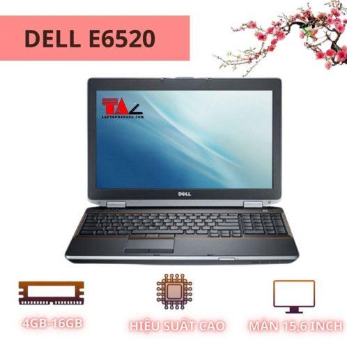 DELL-E6520-i7